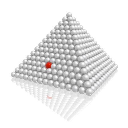 pyramide Banque d'images
