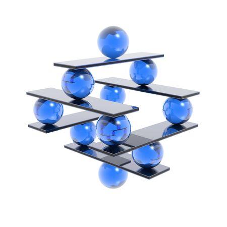 magic ball: harmony and balance