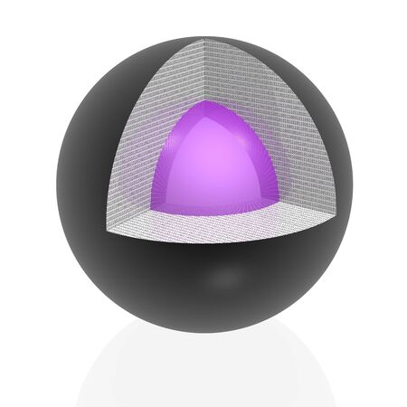nutshell: digital core  (violet set)