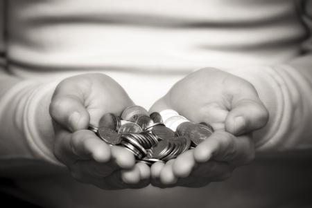 wartości: Osoba, która daje pieniÄ…dze