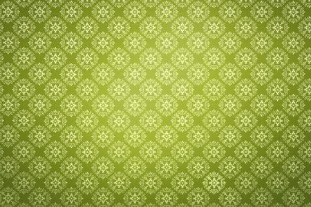 녹색 배경에 배경 화면을 반복