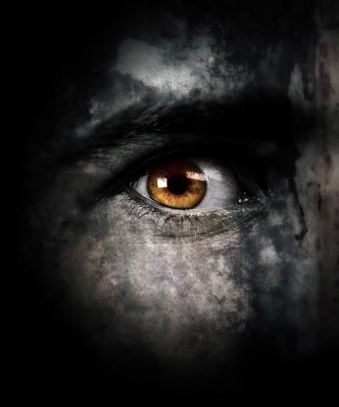 you.Texture보고 악마의 눈은 구성의 이익을 위해 추가 된