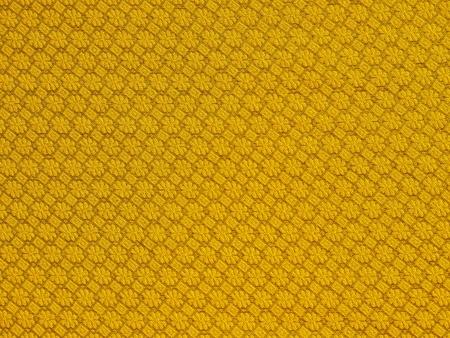 tissu or: Gros plan de la texture de tissu or antique