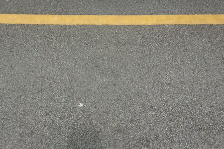 surface background of gray roadway with blank space