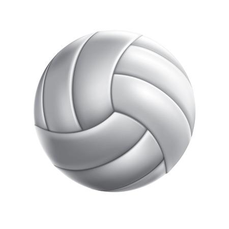 voleibol: Dibujo de Ball de voleibol Vectores