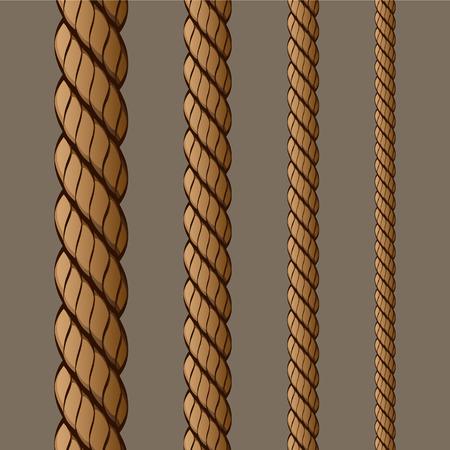 Rope Set 1 Drawing