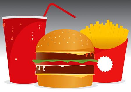 Hamburger Menu Drawing Vector