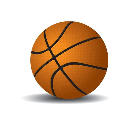 Basketball Ball 1 Vector