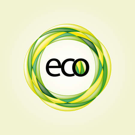 save earth: Ecology Design Element