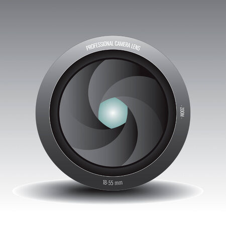 aperture: Lens3 Drawing Illustration