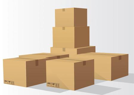 fascia: Cardboard Drawing