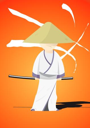 venganza: venganza de samurai
