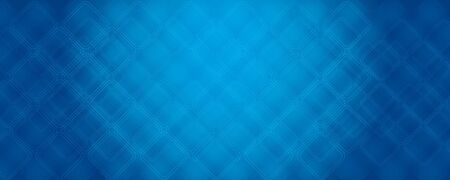 boreal: Drawing lines on a blue surface background Stock Photo