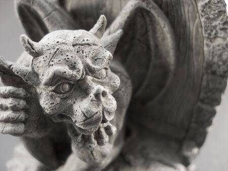 waterspuwer: Gargoyle