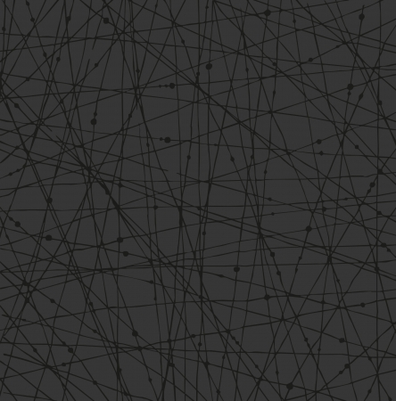 Linear dark network texture with dots  Background for wallpapers, cards, arts, textile  Illustration