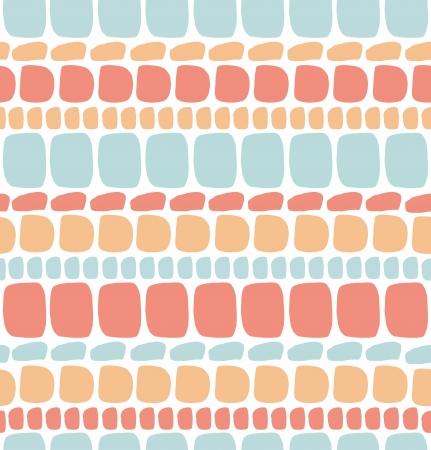 smithereens: Abstract decorative seamless pattern  Light brickwork texture  Mosaic background