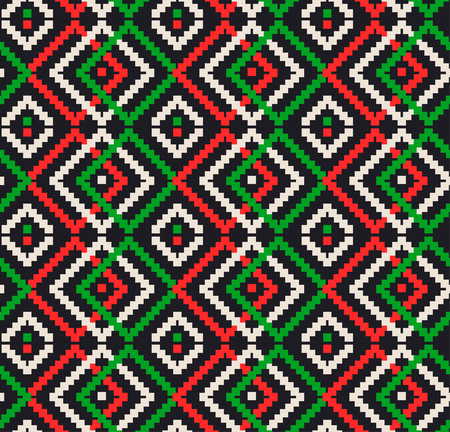 Xmas design Seamless pattern for Christmas decor.