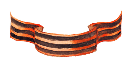 george: George ribbon 9 May The Great Patriotic War isolated.