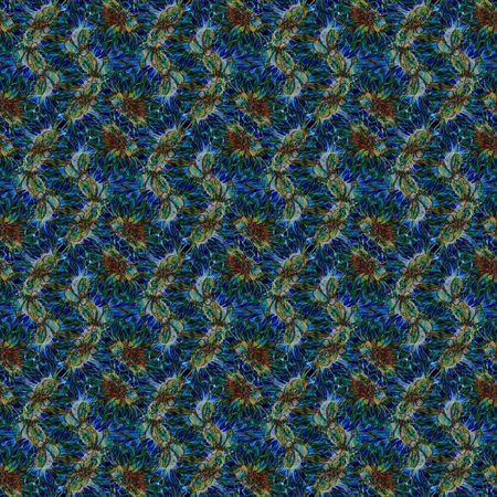 microbio: Armada de neón azul cian floral macro microbio trama de fondo transparente. Foto de archivo
