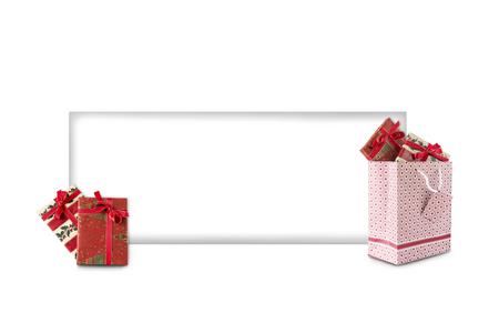 Weihnachtseinkaufen Standard-Bild - 66310093