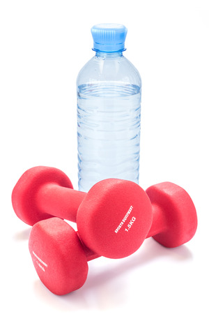 sports programme: dumbbell training