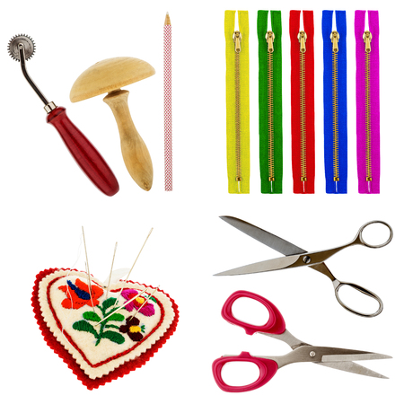 alteration shop: Sewing accessories