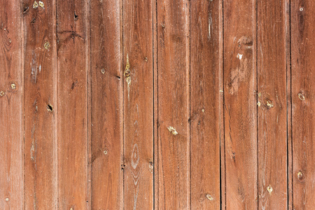 Old weathered brown wooden boards as a background