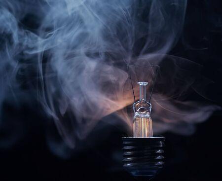 anomalous: Blown-out bulb