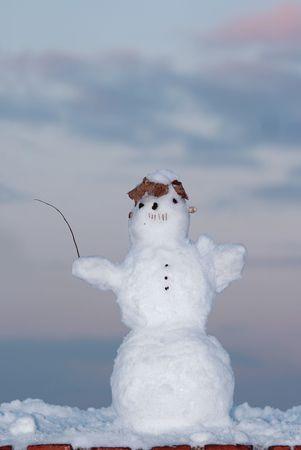 bugaboo: Shot del piccolo uomo di neve