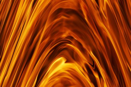 curlicue: curved - background, texture, color Stock Photo