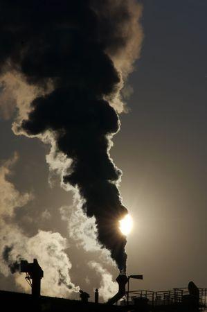gaseous: gaseous air pollution - global warming