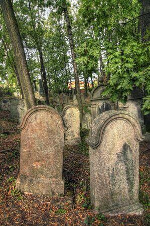 rabi: Old Jewish cemetery