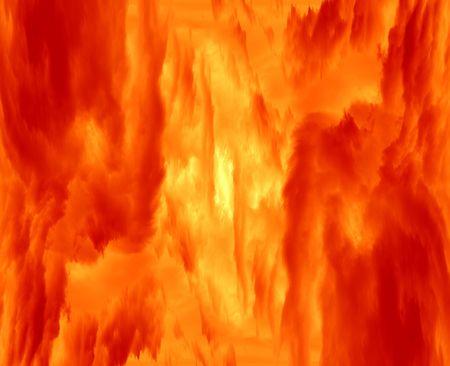 gaseous: gaseous nebula Stock Photo