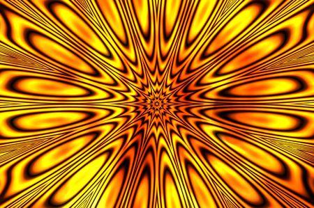 supernova - oscillating star - pulsar Stock Photo - 4838348