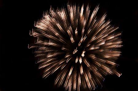 explosion - fireworks photo