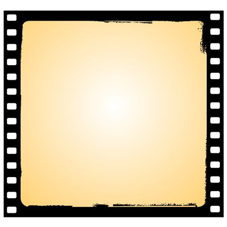 film frame in grunge style Stock Photo - 5367286