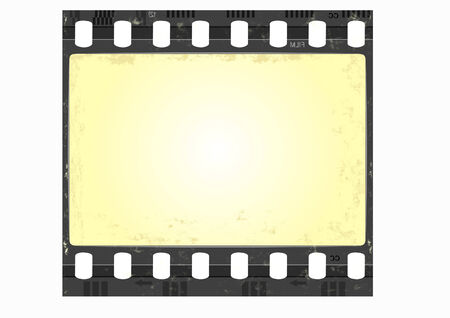 fil frame - vector Stock Vector - 5585451