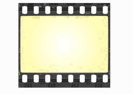 fil frame - vector Ilustração