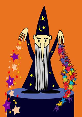 myst: magician - Illustration