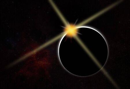 brilliancy: break of day - eclipse - first light