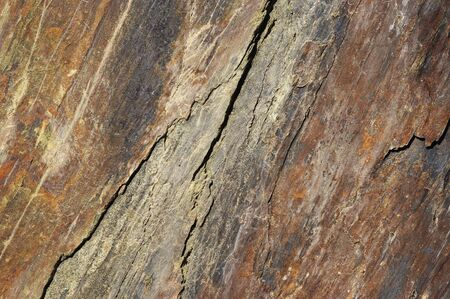 surface of bluestone - cleaving stone - ragged surface photo