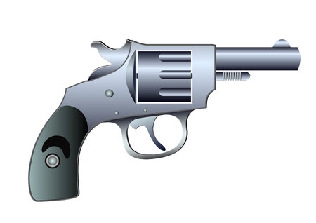 browning: fire-arm - colt - vector