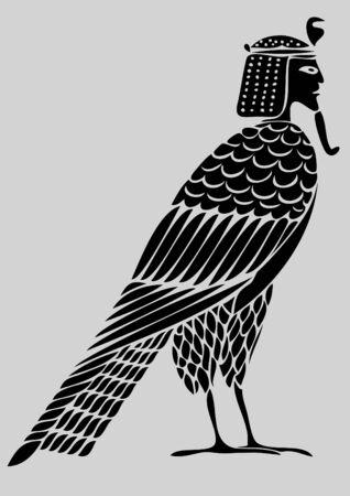 chimera: Egyptian mythical demon