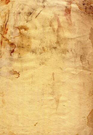 blotches: Old grunge paper with blotches - background