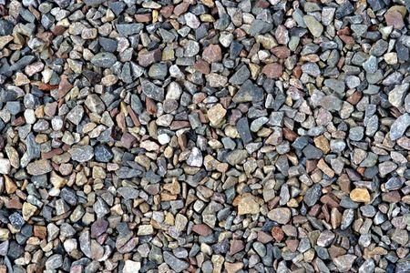 ballast: broken stone ballast