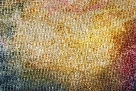 塗られた芸術的なキャンバス - 職人