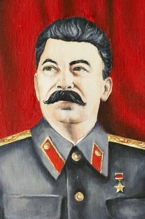 Staline - dictateur russe Banque d'images - 9150353