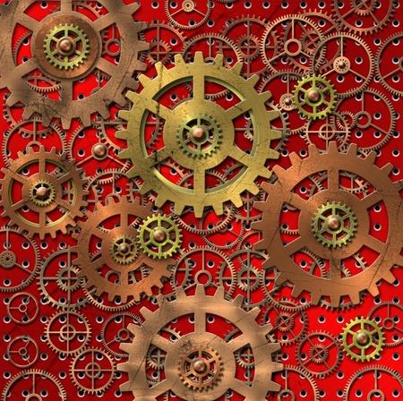gears - mechanism