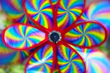 veer: pinwheel - toy windmill