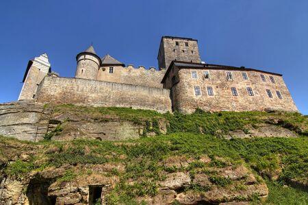 crenelation: Kost Castle Editorial